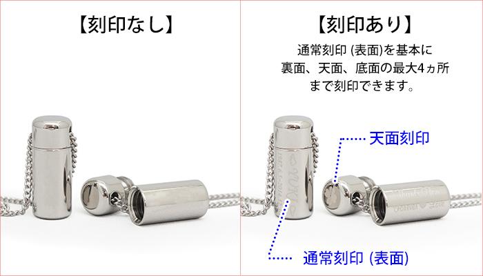 メモリアルペンダントウィズ〜チタン・ミニ〜